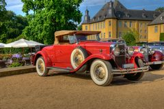 Cadillac La Salle Fleetwood Roadster