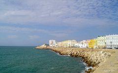 Cádiz am Malecón