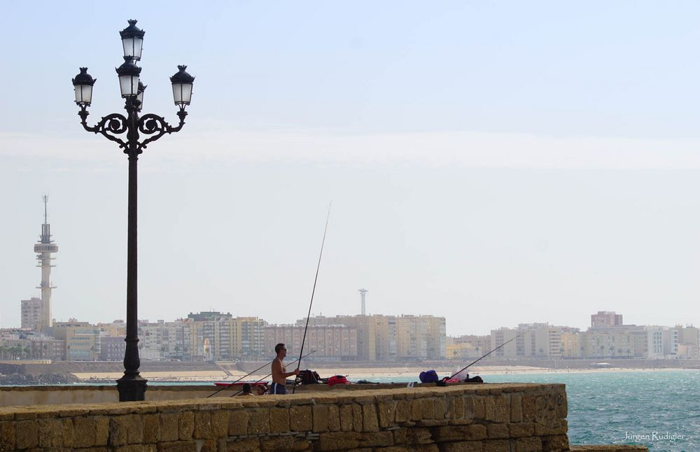 Cadiz Am Malecon