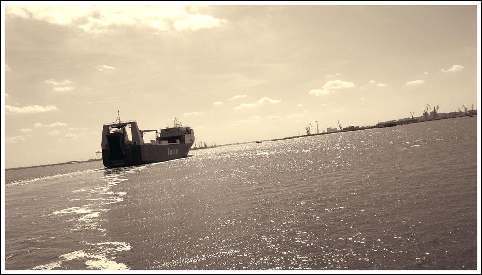Cadiz, la mar de cerca.