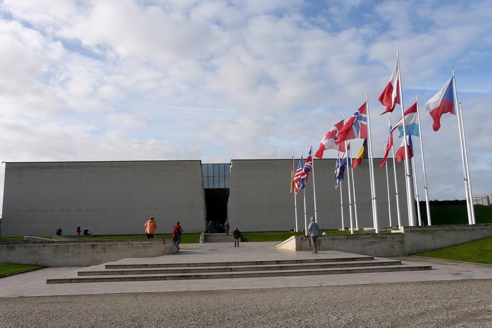 Caen - Mémorial pour la Paix