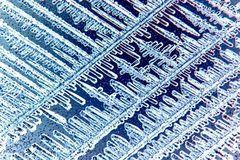 Caesiumchlorid - CsCl - ein perfekter Kristallbauplan