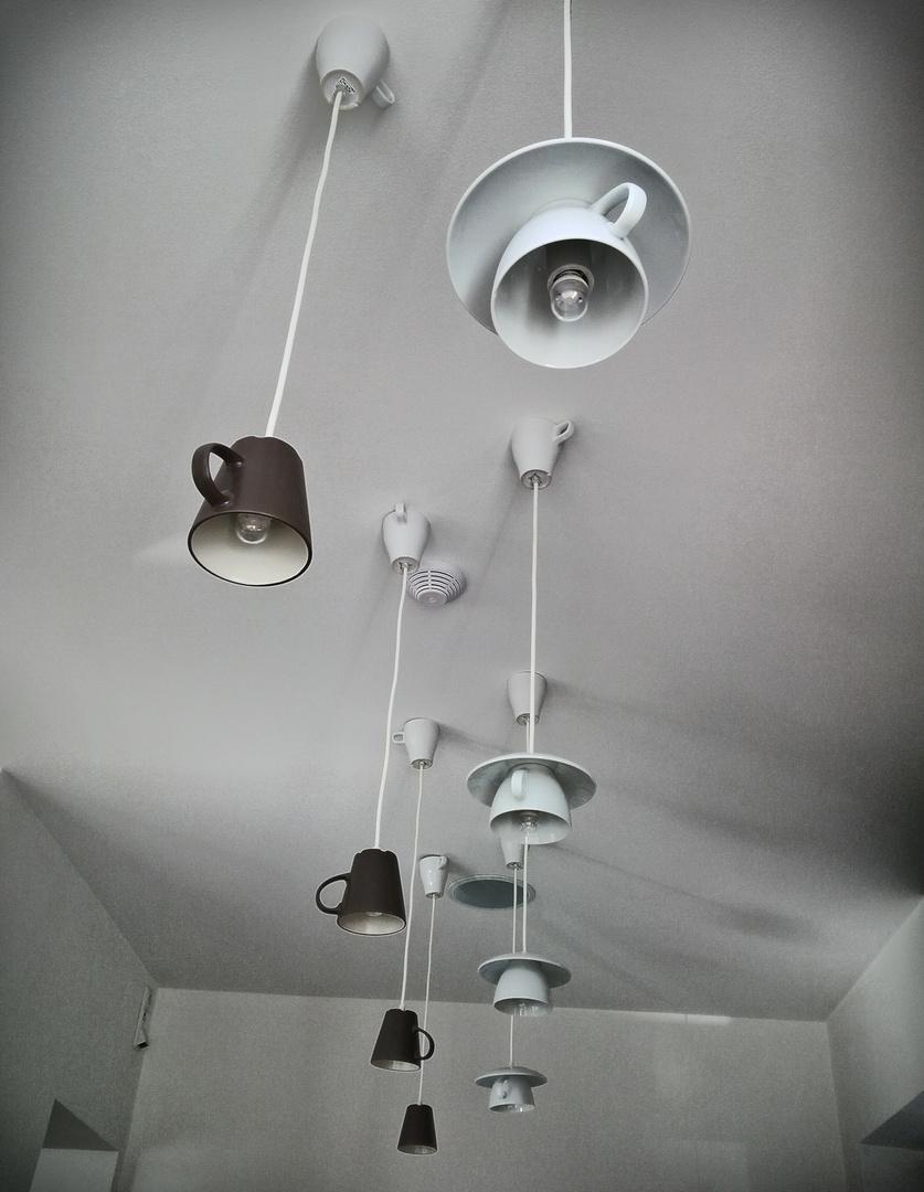 Café B-Leuchtung