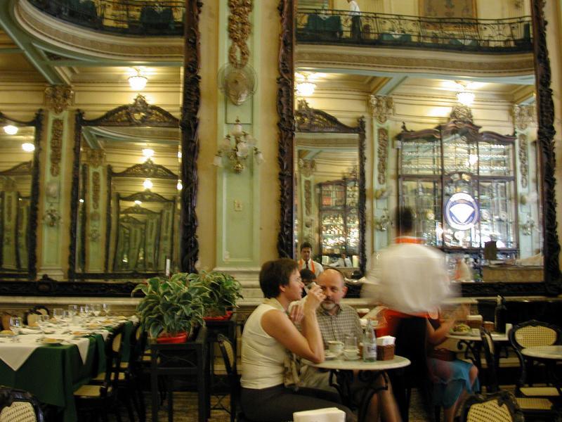 Cafe Colombo Rio de Janeiro
