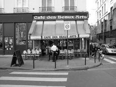 Cafe des Beaux Arts Paris