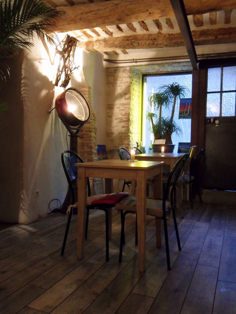 Café des fleurs ....