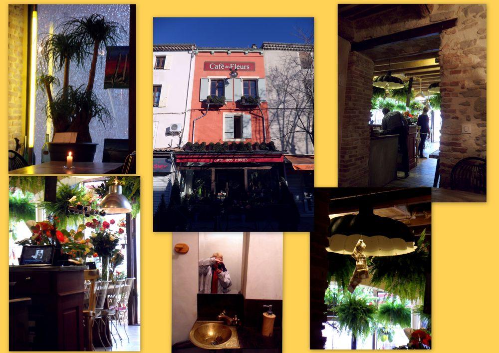 Café des Fleurs ... suite