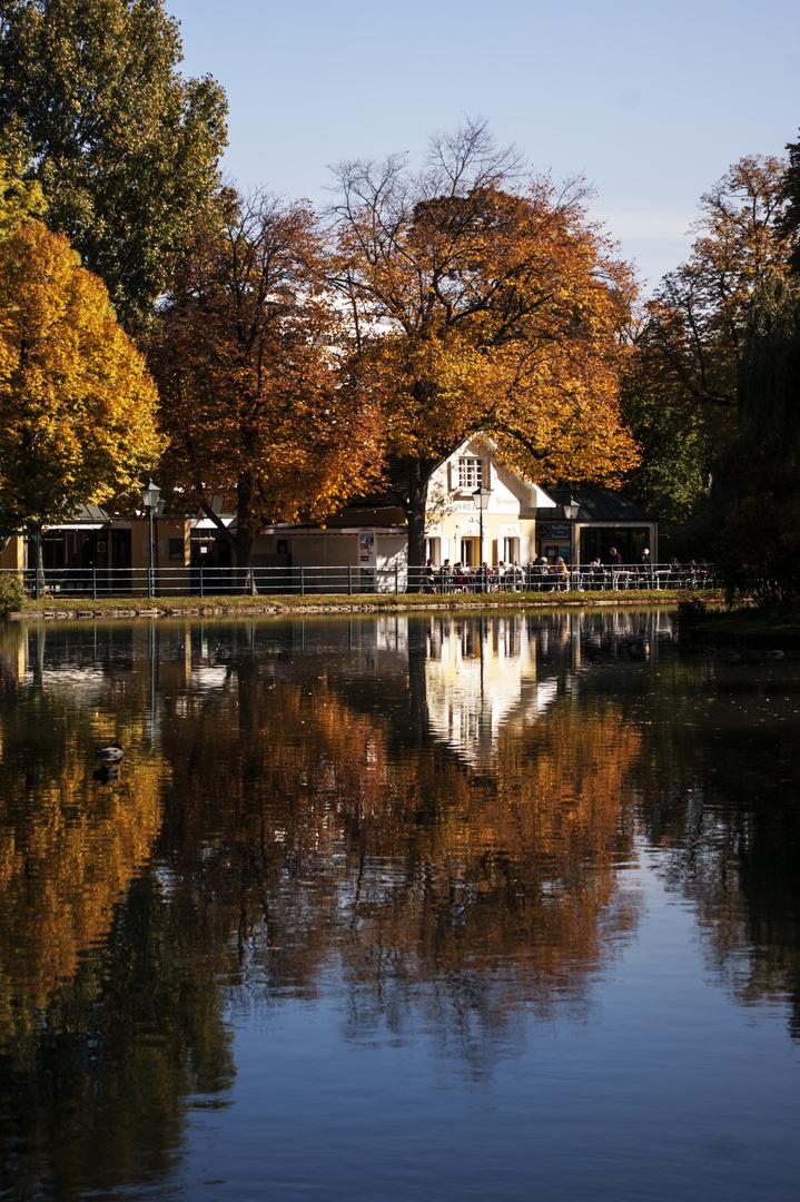 Cafe Dobelhoff am Teich