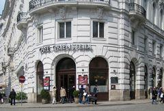 Cafe Griensteidl   (fotografiert am 21.4.2010 von meiner Frau)