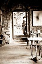 Cafe im Burgund