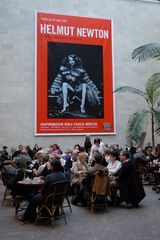 Cafe im Picasso-Museum in Münster