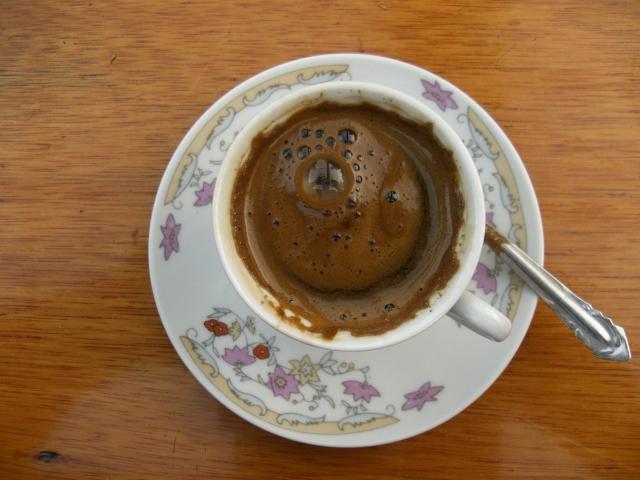 Café in der Turkei
