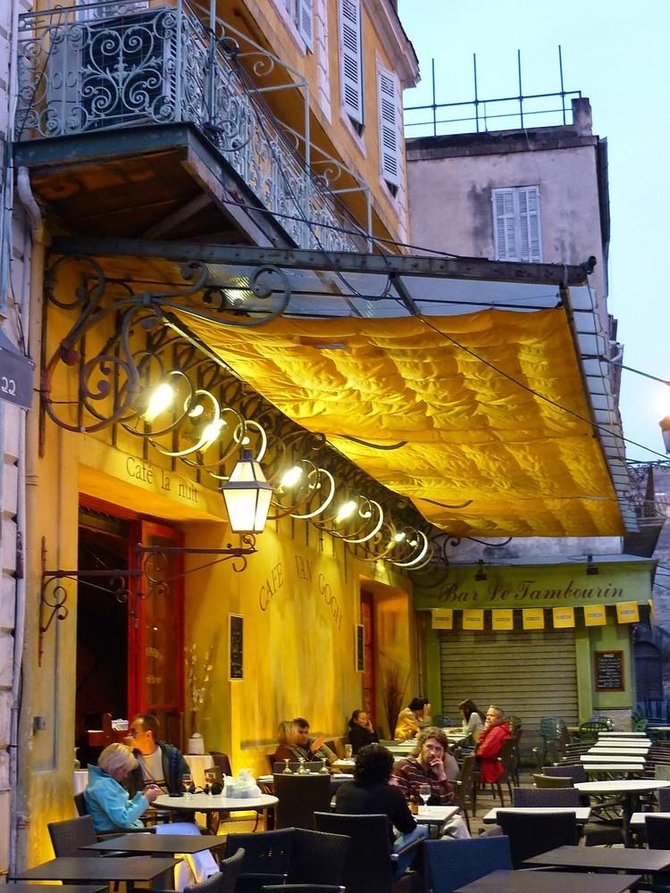 Cafe La Nuit Van Gogh Arles