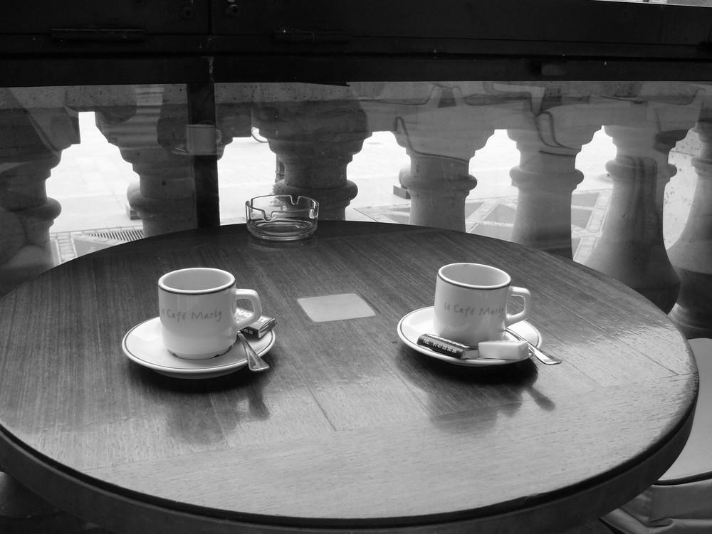 cafè marly parigi