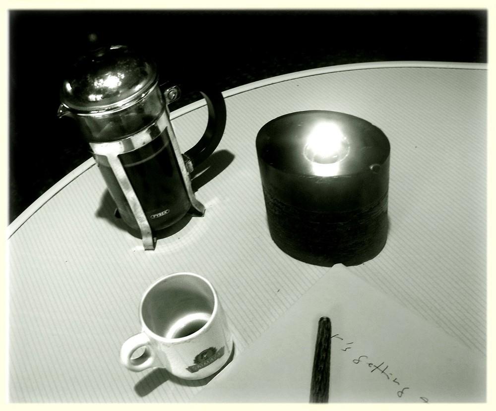 café matutinal