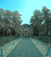 Cafe-Restaurant Schloss Wickrath - Orginal