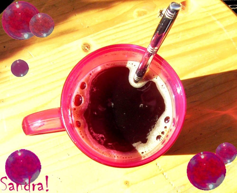 """Café """"rose""""..."""