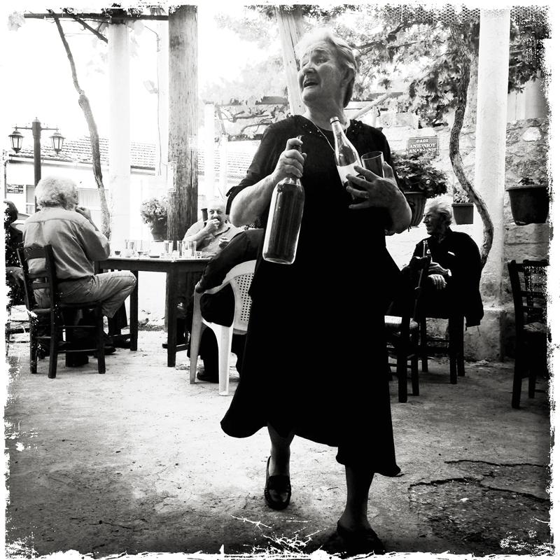 Cafeneion...
