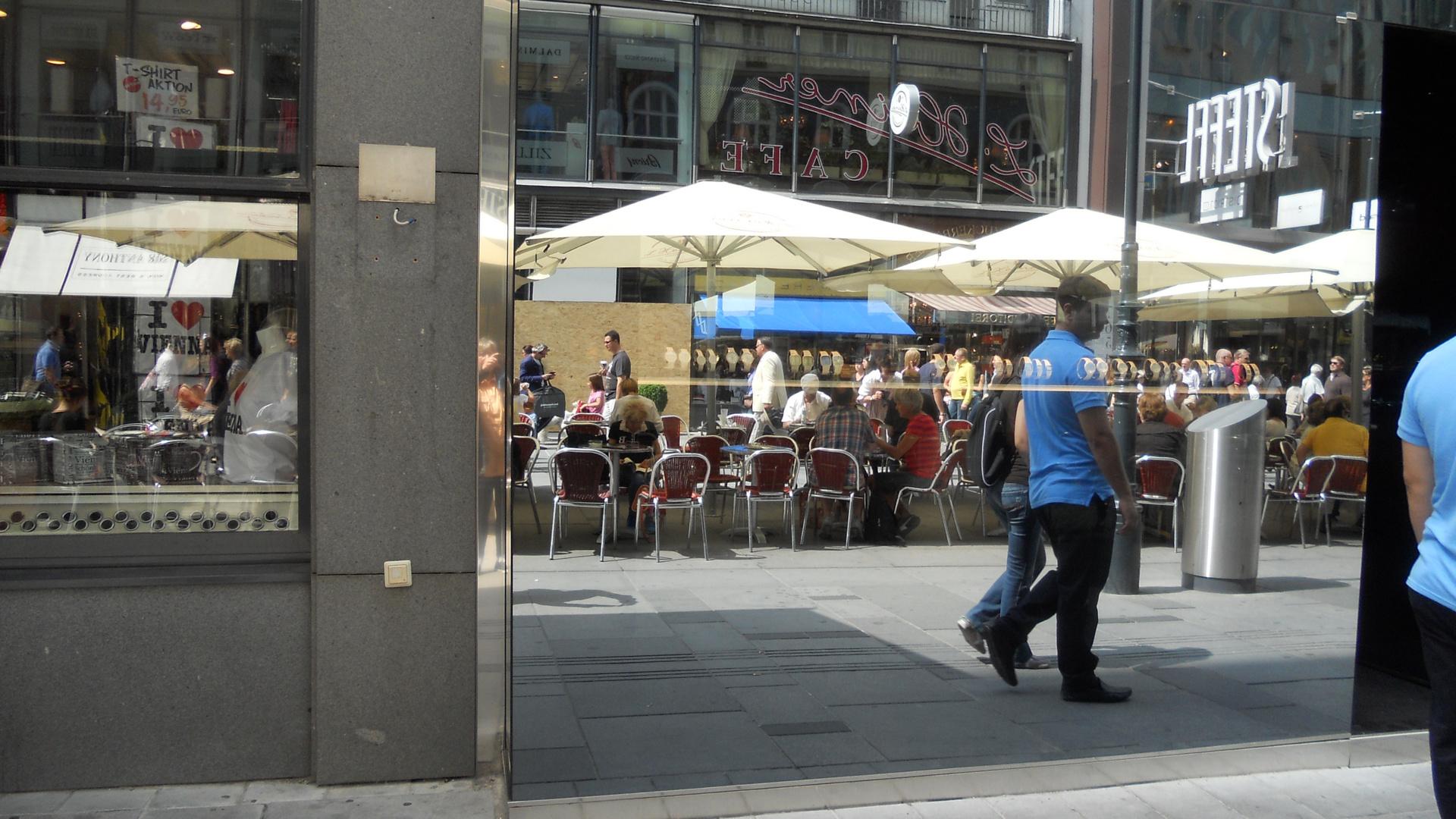 Cafes in Wien