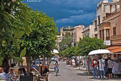 Cafes und Geschäfte in Arta Mallorca