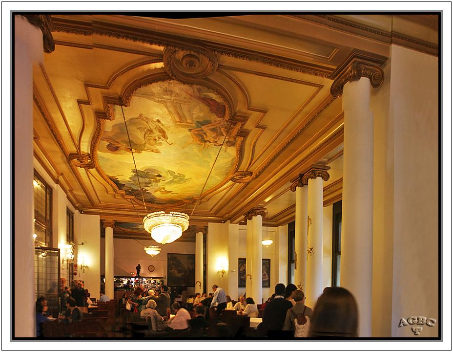 Cafetería del Circulo de Bellas Artes (8 Img) GKM5-I