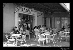 CAFFE' L'EXPRESS IN CAMARGUE