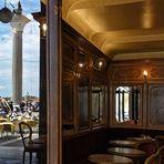 Caffè San Marco - im Spiegel -
