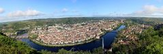 Cahors von oben