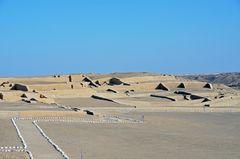 Cahuachi, das uralte Kultzentrum der Nazca-Kultur