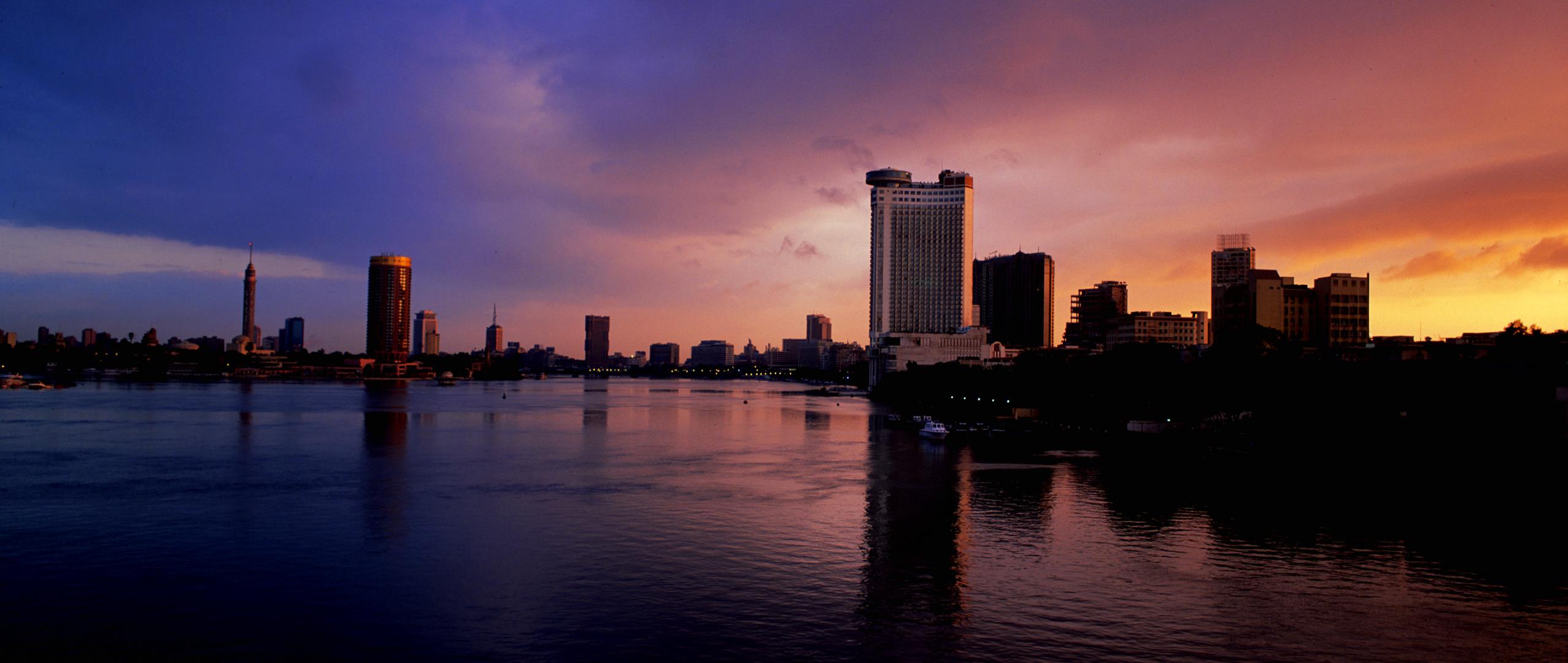 Cairo - Nil