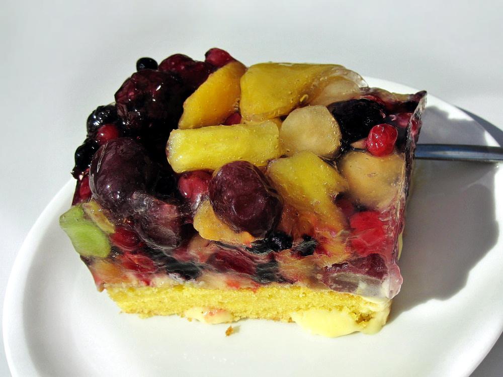 """Cake """"Fruit Frenzy"""""""