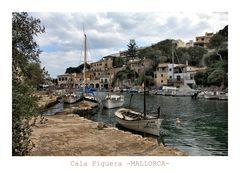 CALA FIGUERA - MALLORCA-