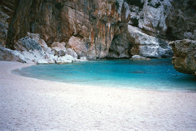 Cala Mariolu, Sardinia