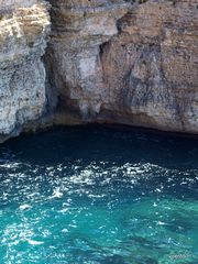 Cala S'Almunia (acantilados exteriores)
