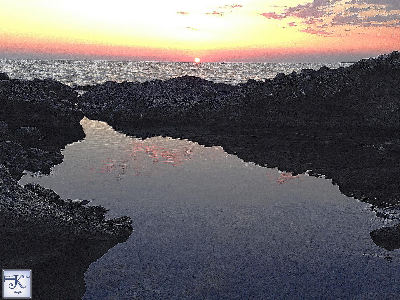 Calabrian Sunset