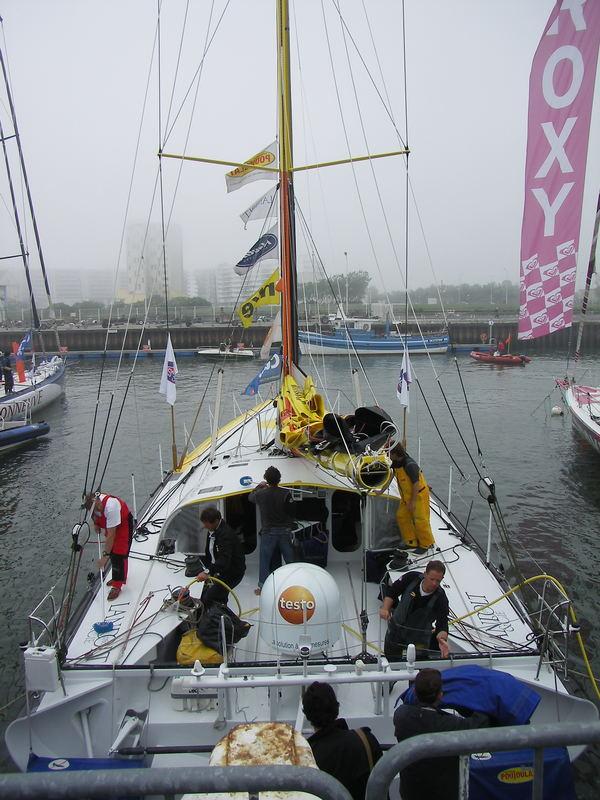 Calais Round Britain Race 2007