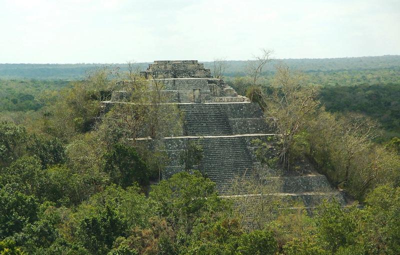 Calakmul III