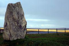 Calanais standing stones -