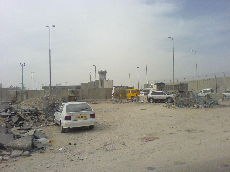 Calandia Checkpoint