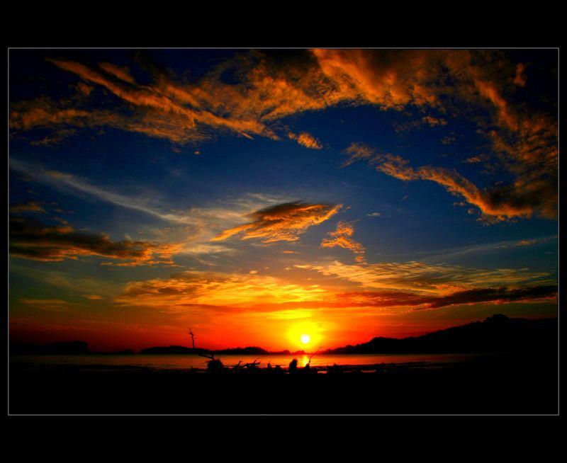 Calang Sunset