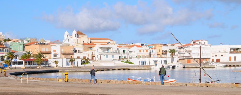 Calasetta, Isola di sant'Antioco