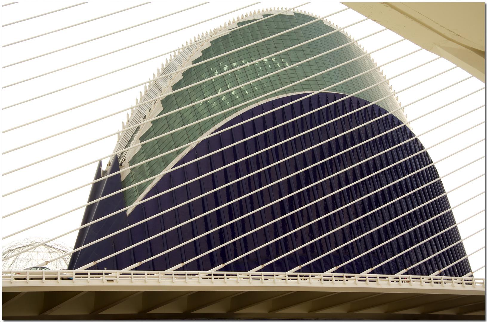 Calatrava a través de Calatrava