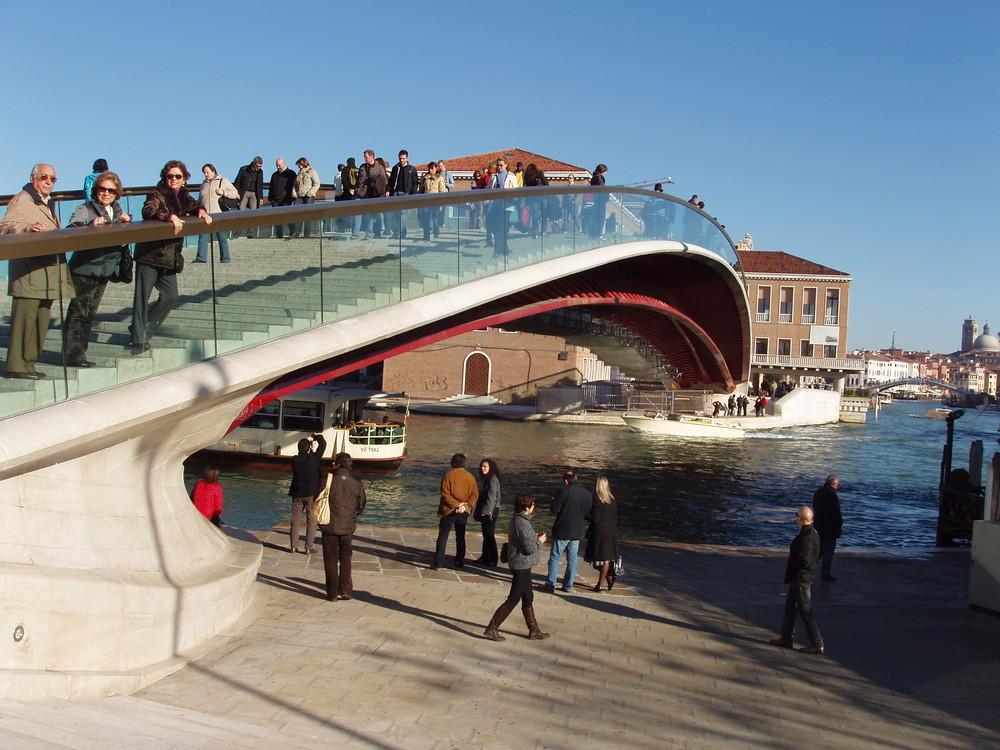 Calatrava a Venezia