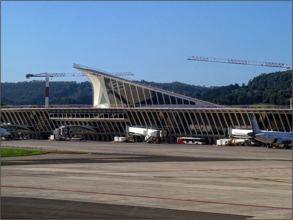 Calatrava baut auch Flughäfen.
