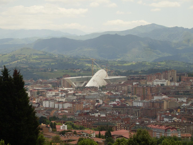 calatrava, Oviedo, España