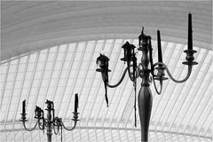 Calatravas candlelights
