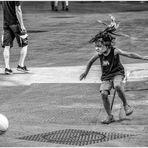 Calcio in Santa Trinita