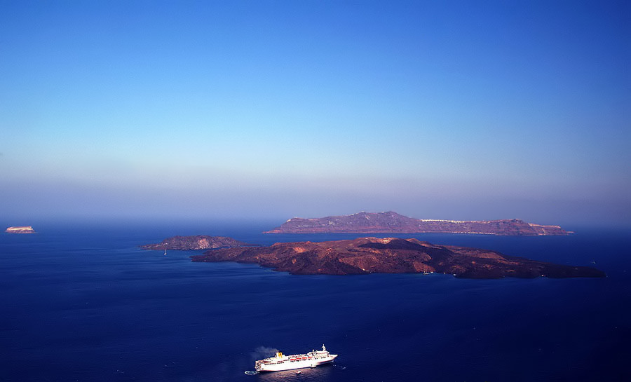 Caldera Archipelago