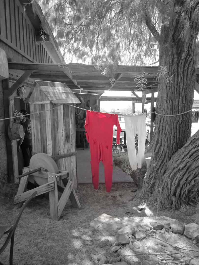 Calico Ghost Town Underwear