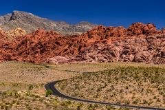 Calico Hills, Red Rock Canyon, Nevada, USA